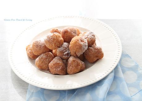 Frittelle di riso senza glutine - Gluten Free Travel and Living
