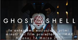 GHOST IN THE SHELL - Anteprima esclusiva dei primi minuti del film in IMAX