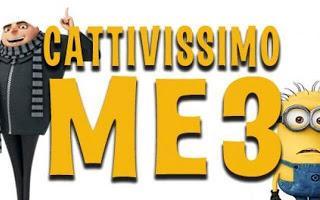 CATTIVISSIMO ME 3 - Secondo trailer italiano ufficiale