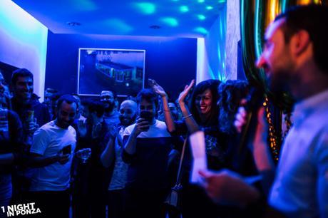 1 Night in Ponza: le foto (attese) e i ringraziamenti (dovuti)
