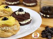 Tutorial ricetta Zeppole Giuseppe forno cioccolato tradizionali dolcidee.it