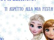 Party tema Frozen