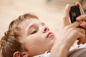bambini cellulari tablet