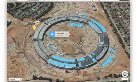 Apple Park | Mappe Apple Aggiornate