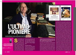 edicola rivista XTimes un'intervista esclusiva Salvador Freixedo