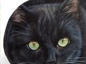Ritratto pietra gatto Elvis
