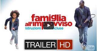 Famiglia All'Improvviso - Istruzioni Non Incluse - Trailer Italiano Ufficiale