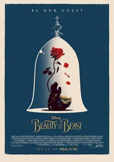 La Bella e la Bestia ecco il  poster realizzato da Matt Ferguson