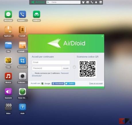 Trasferire file da PC e Android (o viceversa) via Wi-Fi