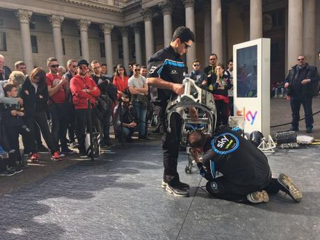 Foto Gallery - #ilGiocoRicomincia | Sky Racing Team VR46 - Milano