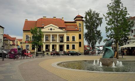 Mikołajki e la Polonia dei laghi