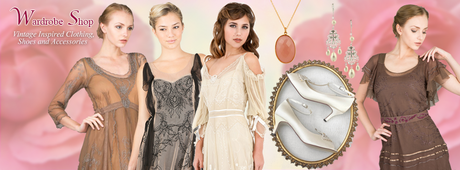 Vintage clothes for every occasion