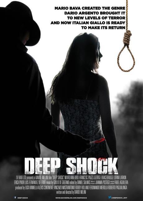Deep Shock di Davide Melini – Un omaggio a Bava e ad Argento