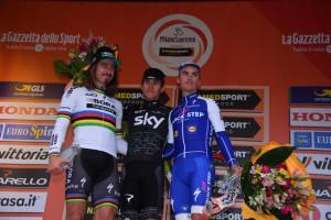 Michal Kwiatkowski vince la 108ª Milano-Sanremo