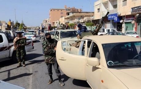 Risultati immagini per abu seta consiglio di presidenza libico