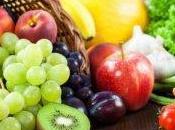 Frutta verdura fanno bene anche all'umore