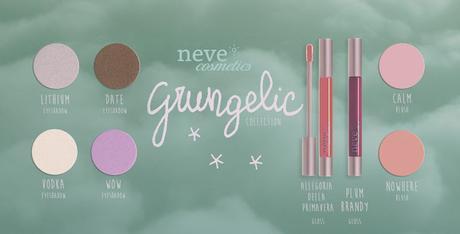 Neve Cosmetics: Grungelic collection - Tutte le Informazioni