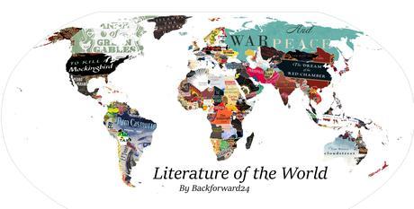 Mappa Letteraria: Un libro per ogni nazione
