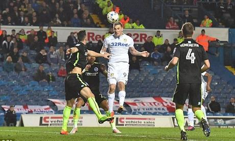 Championship: Chris Wood domina il Brighton: Il Leeds sogna