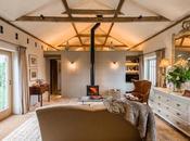 cottage nella campagna inglese