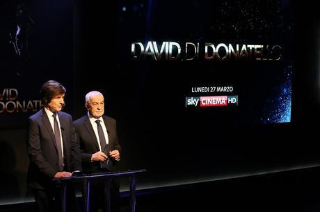 Si accende Sky Cinema David di Donatello con prima tv «Lo chiamavano Jeeg Robot»