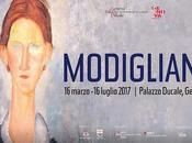GENOVA CITY GUIDE: Modigliani Marzo Luglio 2017 Palazzo Ducale