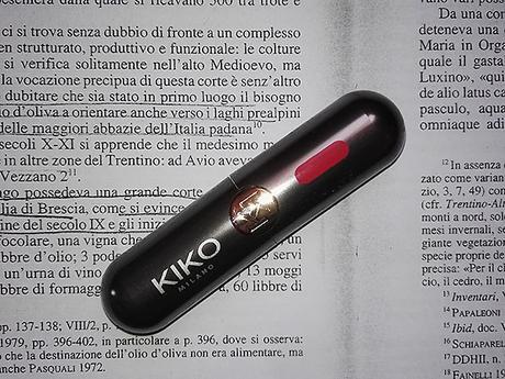 New Unlimited Stylo; Kiko, in 10 Rosa Fragola*