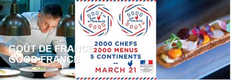 Good France: menù francesi in tantissimi ristoranti per un giorno