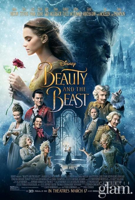 La Bella e la bestia il film: la mia recensione della nuova versione cinematografica