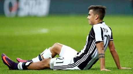 Dalla vostrAA parte: senza Dybala, la Juventus non vola!