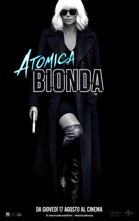 Atomica Bionda | Teaser Poster Italiano