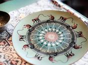 Costantinopoli, nuova collezione piatti ottomans