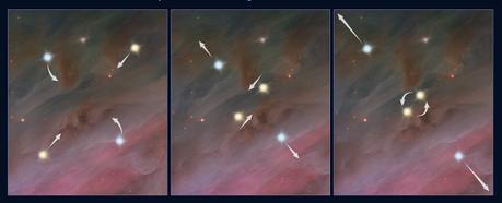 Guerre stellari al largo dei bastioni di Orione