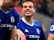 """alla fine pensa Cahill! Altra vittoria Chelsea, Conte mano Premier. Pari City Liverpool. """"Mou"""" sempre """"Gunners"""" giù. Leicester: altra """"scaccia-guai""""."""
