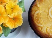 Torta rovesciata Limone, Ananas Cocco