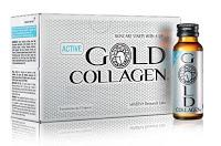 Gold Collagen Active: Il nuovo integratore liquido di bellezza