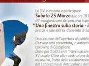 Conversano/ Inaugurazione. finestra sulla Storia: cavaliere Castiglione