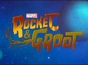 Marvel nuova miniserie Rocket Groot