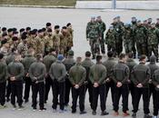 "Kosovo/ esercitazione ""field security operation"""