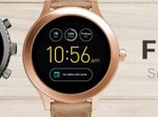 Fossil annunciato nuovi smartwatch Android Wear Venture Explorist