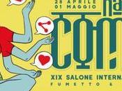 Aspettando Napoli COMICON 2017: eventi fuori salone marzo!