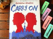"""""""Carry Rainbow Rowell Recensione"""