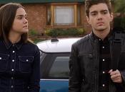 """""""The Fosters Aaron Callie avvicineranno dopo visita genitori"""