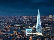 L'arte architettonica grattacieli Londra