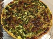 Torta salata broccoli emmental