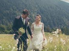 Trentino fotografo matrimoni ecologici