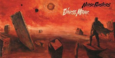 Endless Mirage, il ritorno dei rockers romani NoiseBusters