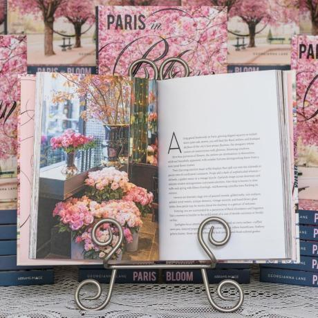 PARIS IN BLOOM by Georgianna Lane  ~  A review.