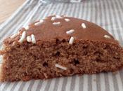 DALLA CUCINA: Torta rustica farina integrale, cocco, cannella caffè (senza burro)