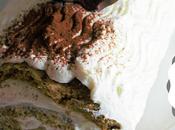 Tiramisù Roll Cake